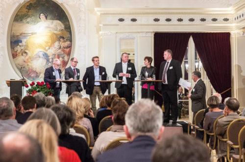 60 ans diabète Suisse, Table ronde