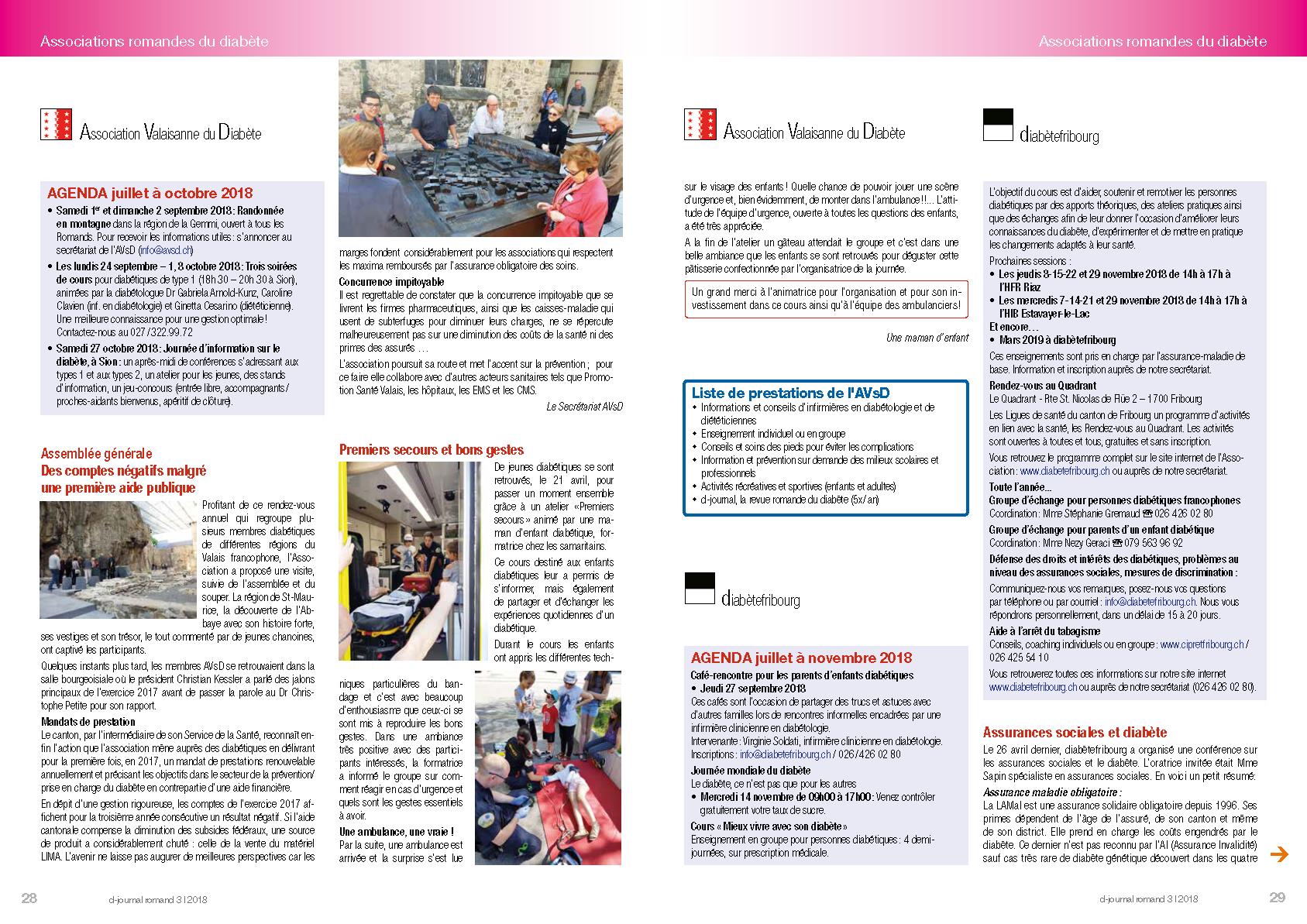 Chroniques Adresses Seite 1