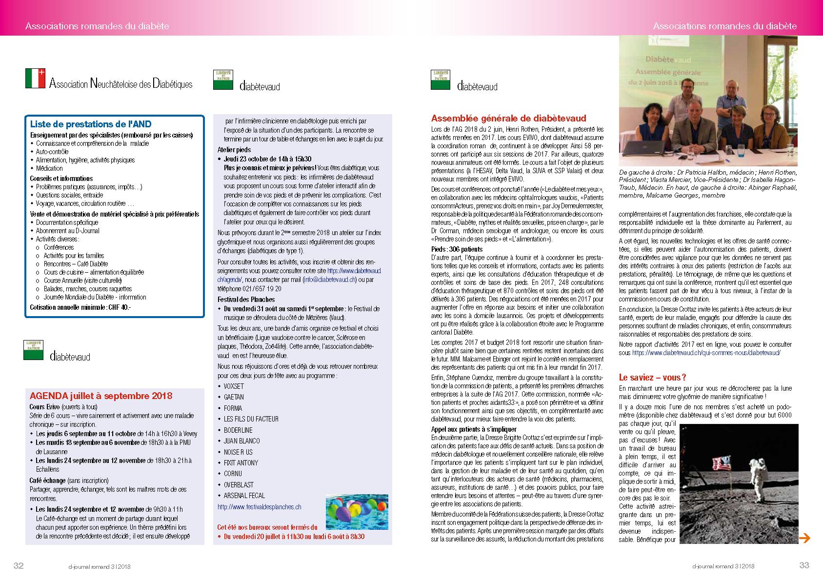 Chroniques Adresses Seite 2