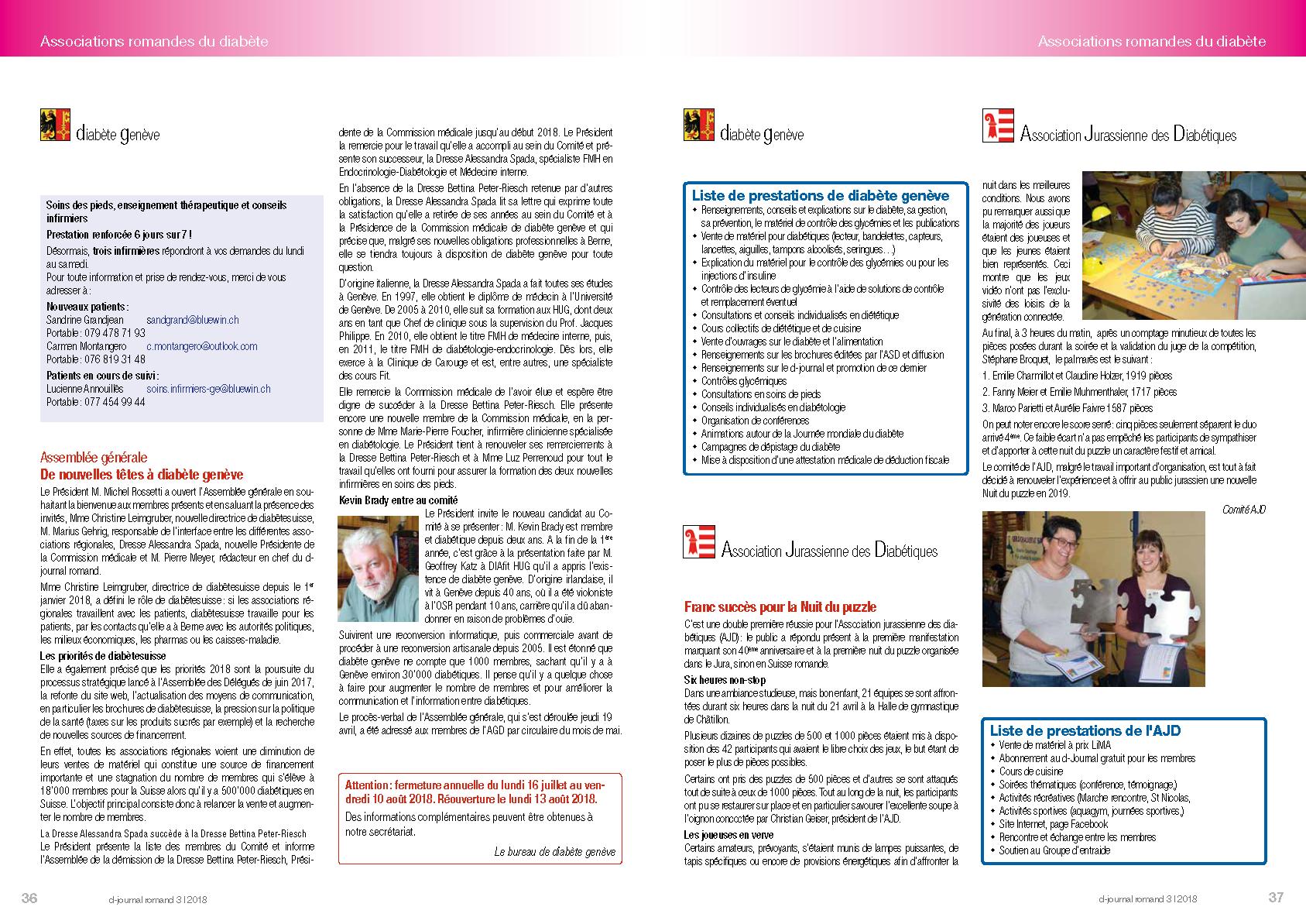 Chroniques Adresses Seite 5