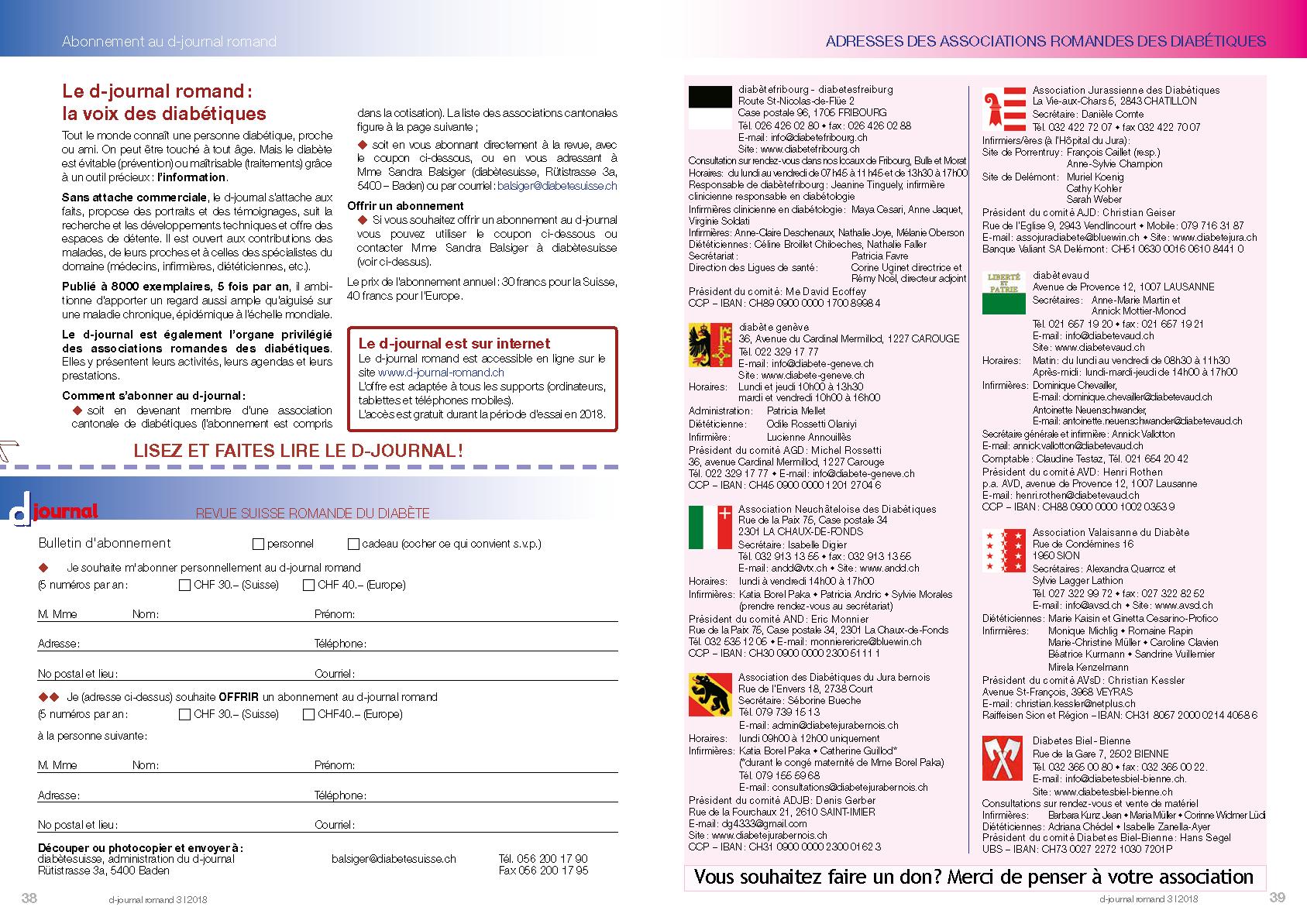 Chroniques Adresses Seite 6