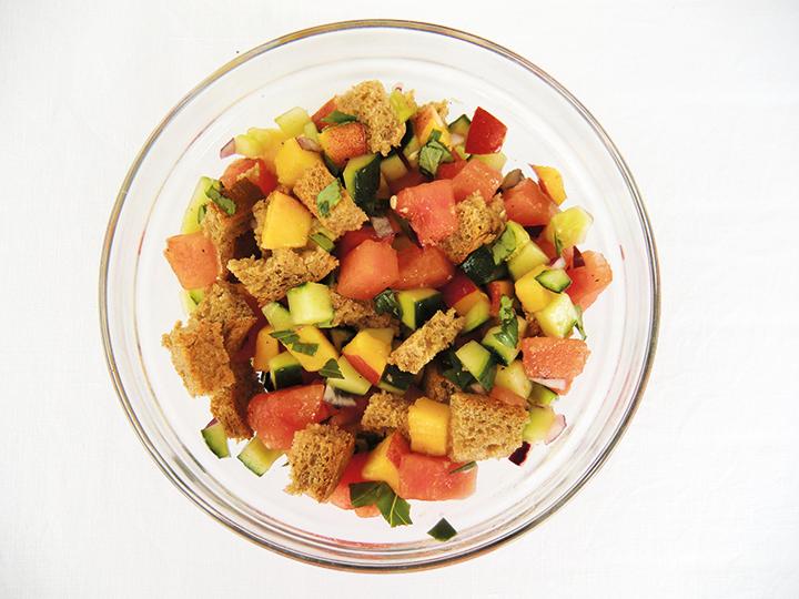 Recettes Salade Estivale