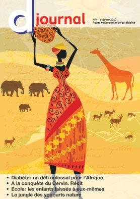 Front Print Couverture Africaine Du D