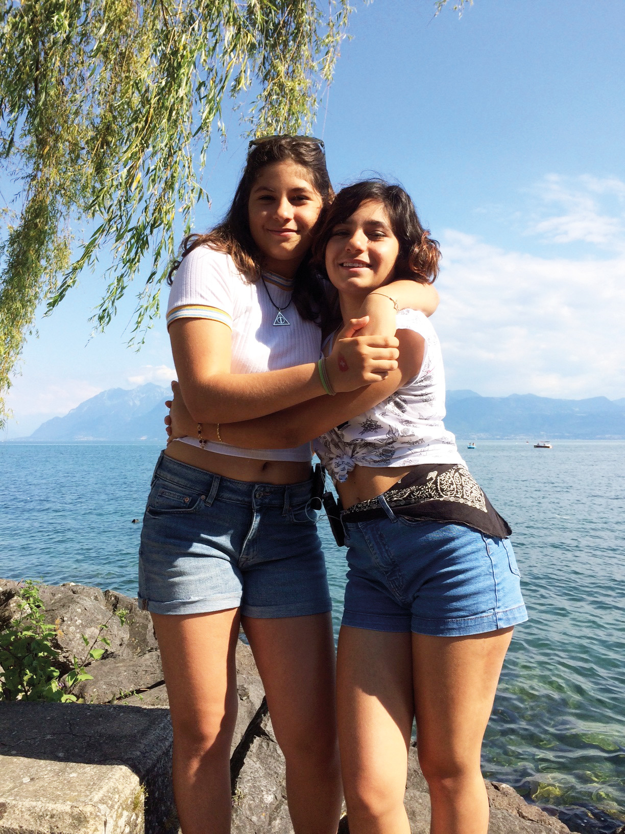Eleonor et Oriana