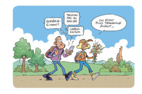 Dessin D Journal Connecte Couldef