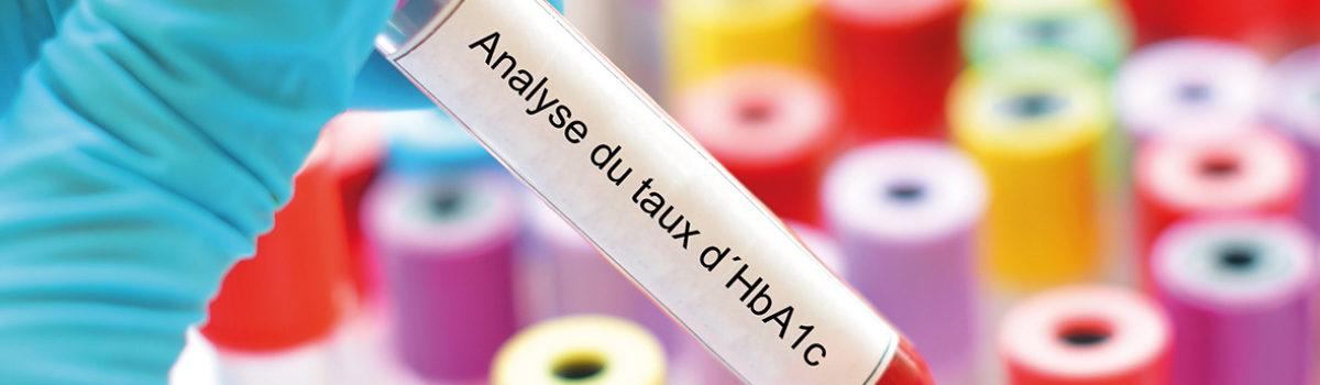 Analyse du taux d'HbA1c