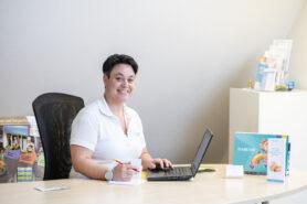 Nadja Baumann conseillère en diabétologie